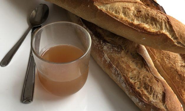 Petit-déjeuner de bienvenue pour les élèves des trois classes de 6ème du collège Roustan – Mercredi 16 septembre 2020