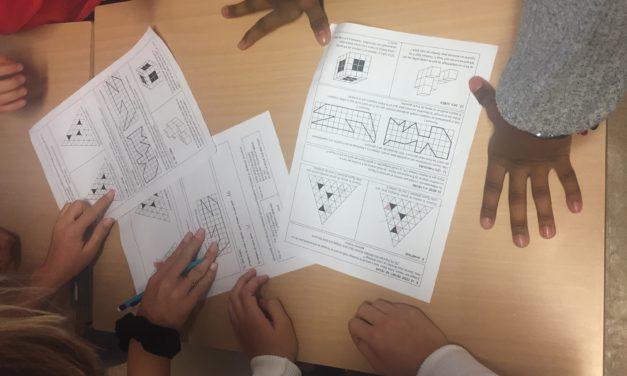 Rallye mathématique blanc pour les classes 5e